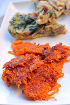 Easy Sweet Potato Hash Browns