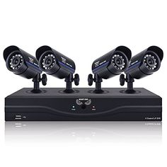[special_offer]What are the features of Night Owl Security DVR with HDD HDMI Output 4 Night Vision Cameras and Free Night Owl Lit Best Waterproof Camera, Wireless Home Security Cameras, Best Noise Cancelling Headphones, Cameras For Sale, 4 Channel, Night Owl, Best Camera, Hdd, Night Vision