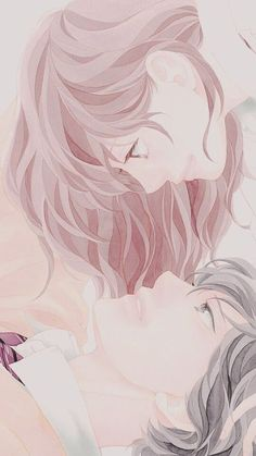 Kou and Futaba.  Ao Haru Ride.