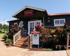 Kauai Coffee Company Plantation in Kauai, HI - Great tour and tasting!