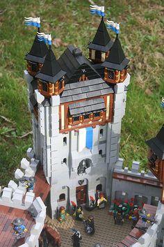 Kjeldslotkeep | GCX Unrestricted – Preparation at Castle Kje… | Tim | Flickr