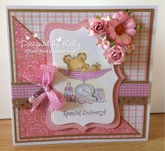 LOTV - Special Delivery with Perfect Pair papers by Kelly Lloyd
