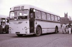 23DRB Bus Coach, Busses, Conductors, Nottingham, Coaches, Bristol, Derby, Volkswagen, Transportation