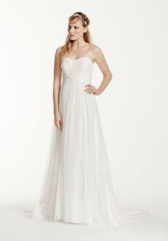 David s Bridal WG3438 420.48 Bridal Wedding Dresses 37dc40e56cf8