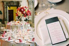 Pink-and-Red-Romantic-Elegant-Wedding-Reception1 #redweddings #redcoloredweddings #weddingideas