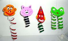 Die 32 Besten Bilder Von Fasching Crafts For Kids Crafts For