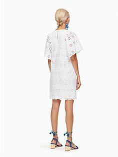 eyelet shift dress by kate spade new york