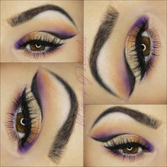 purple by Make-up-by-Natalia on Makeup Geek