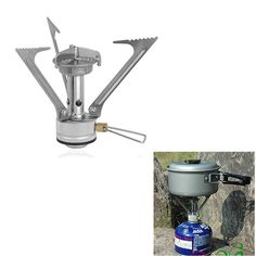 Portable Outdoor Camping Picnic Gas Stove Burner BRS1