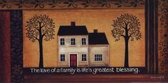 Life's Greatest Blessing Prints at Total Bedroom Art
