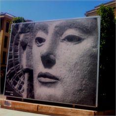 Dama de #Elche -vitro mosaico-
