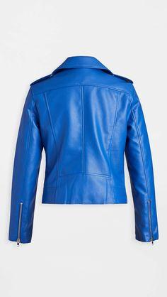 BB Dakota Women's Just Ride Jacket, Cobalt, Blue, Medium #Sponsored Rompers Women, Jumpsuits For Women, Overalls Women, Cobalt Blue, Bb, Jackets For Women, Leather Jacket, Classy, Medium
