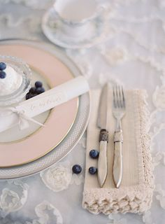 place setting//