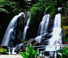 Bahbiak waterfall Location : sidamanik,North sumatera-indonesia.  Photo by : Lian saragih