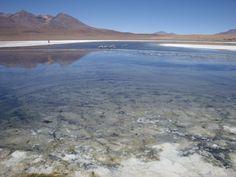 Laguna Verde (Uyuni, Bolivia): A