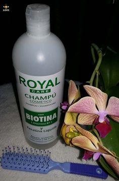 Review: Şampon Royal Care cu Biotină şi Keratină Lichidă – şamponul care previne căderea şi încărunţirea părului Shampoo, Personal Care, Beauty, Biotin, Personal Hygiene