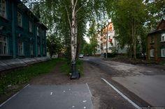 Эхо Москвы :: Блоги / Архангельск глазами Путина