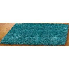 Living Shaggy Rug 170x110cm Teal At Argos Co Uk Your