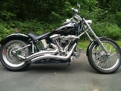 custom harley softail standard - Google Search