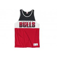 Home Stand Tank Chicago Bulls - Mitchell & Ness