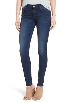 STS Blue 'Piper' Skinny Jeans (Royal Beach) available at #Nordstrom