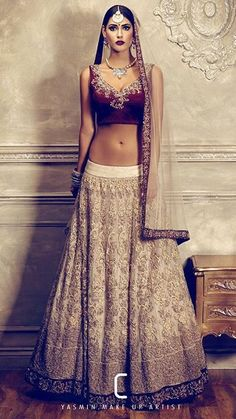 Bridal lehengas : https://www.facebook.com/punjabisboutique