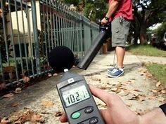 Noise Pollution and the effects it has on our daily lives.