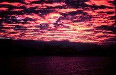 Antarctic Sound sunset and sunrise   file a sunset in antarctic sound noaa jpg dimensioni di questa ...