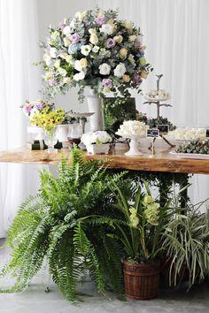 decoração rústica | casamento na fazenda| casamento | wedding | miniwedding |casamento no campo | samambaia
