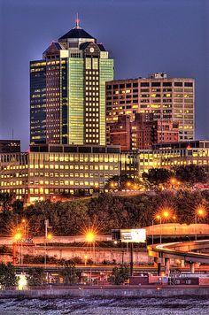 ✮ Kansas City, Missouri Skyline