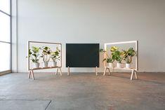 Limbus Greenframe – Un cadre lumineux qui transforme vos plantes en œuvre d'art