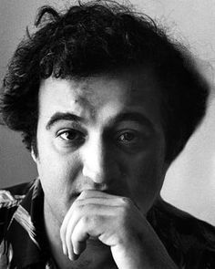 John Belushi- a true Chicago guy with so many sides to him...though he was usually only celebrated for his hilarity. His dynamic onscreen presence could make you smile, even if he only had a bit part. He never apologized for who he was and was consequently loved for it. He let temptation get the best of him in the end but was such a fine actor that he lives on and makes us all laugh and smile.