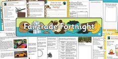 Fairtrade Activity Pack - fairtrade, activity pack, activities