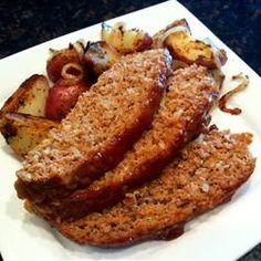 Turkey and Quinoa Meatloaf Recipe - Allrecipes.com