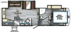 New 2018 Forest River RV Cherokee Arctic Wolf 255DRL4 Fifth Wheel at Castle Country RV | Logan, UT | #255drl