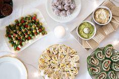 Przekąski na imprezę w domu - 6 przepisów, które zachwycą gości Guacamole, Hummus, Waffles, Food And Drink, Breakfast, Party, Drinks, Morning Coffee, Drinking