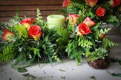 Here are a few photos with steps on how to arrange flowers. I learned how to arrange flowers from my Mom. She would always give me construc. Valentine Flower Arrangements, Funeral Flower Arrangements, Christmas Arrangements, Beautiful Flower Arrangements, Funeral Flowers, Beautiful Flowers, Christmas Decorations, Candle Arrangements, Artificial Floral Arrangements