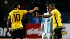 Reggae Boy Asks Lionel Messi for Selfie After Defeat to Argentina   The Jamaican Blogs