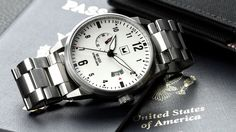 AUTOMATICA ONE Dive Watch by Mansfield Time by Mansfield — Kickstarter