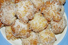 Kokos - Krapfen (Rezept mit Bild) von mietzeruns | Chefkoch.de