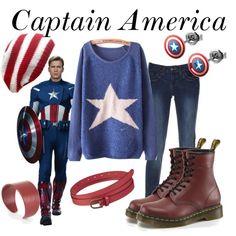 Character: Captain America Fandom: Marvel Film: Captain America, The Avengers Buy it here!