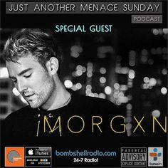 Today's Bombshell (Bombshell Radio) Bombshell Radio Now Available! Bombshell Radio The Menace's Attic/Just Another Menace Sunday#Interview w/ morgxn 6pm-8pm EST 3pm-5pm PDT 11pm -1am BST bombshellRadio.com Bombshell Radio  Repeats Friday  6am-8am EST #melodicrock #radioshow #rock #alternative #TuneInRadio #justanothermenacesunday #dj #DennistheMenace #radioreplay #today #classics #newmusic #Morgxn