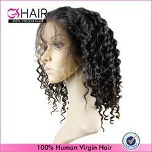 Top quality 100 brazilian virgin remy wholesale cheap human hair full lace wig