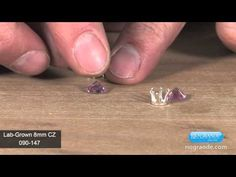 SnapSet Stone Mountings - YouTube