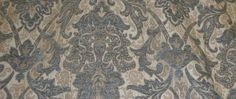 """ROYALTY DAMASK CHENILLE UPHOLSTERY DRAPERY 57"""" INCHES WIDE FABRIC BY THE YARD"""