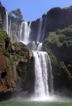 Ouzoud Falls | HOME SWEET WORLD