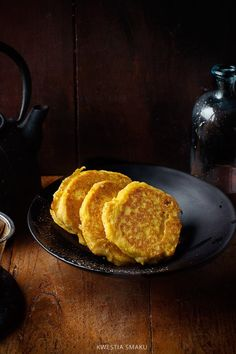 Gluten free pumpkin and rice flour pancakes Vegetarian Recipes, Healthy Recipes, Healthy Food, Crepes And Waffles, Gluten Free Pancakes, Pumpkin Pancakes, Gluten Free Pumpkin, Dinner Dishes, Baby Food Recipes