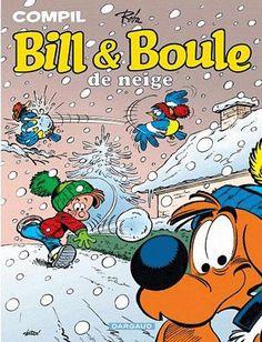 Boule et Bill : Bill et Boule de neige