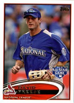 2012 Topps Update #US-118 David Freese - St. Louis Cardinals (All-Star)(Baseball Cards) by Topps Update. $0.88. 2012 Topps Update #US-118 David Freese - St. Louis Cardinals (All-Star)(Baseball Cards)