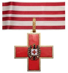 AUSTRIA - CROSS OF MERIT OF THE RED CROSS | Coins la Galerie Numismatique